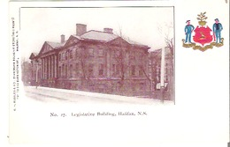 Legislative Building, Halifax, Nova Scotia - Halifax