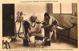 France - 73 - Aix-les-Bains - La Douche Massage - - Aix Les Bains