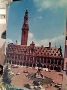 BELGIO  BELGIQUE LEUVEN LOUVAIN BIBLIOTECA BIBLIOTEQUE DE L'UNIVERSITE  VB1976  GC13805 - Leuven