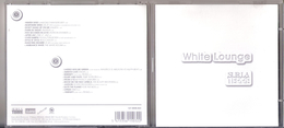"""CD DOPPIO """" WHITE LOUNGE - Sur La Terre """" 10 + 10 Brani - Disco, Pop"""