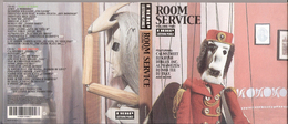 """CD  DOPPIO  """"  ROOM SERVICE  Volume 2 """"  12 + 12 Brani - Disco, Pop"""