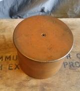 Petite Douille D'obus De 105 Mm Allemande, German WW1 14/18 - 1914-18