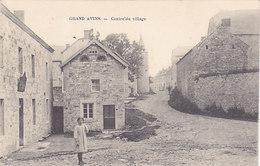 Grand Avins - Centre Du Village (animée, Desaix) - Clavier
