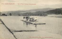 Hastière - Heer-Agimont - Bac Du Prince - Passage D' Une Automobile - Edit. Marcovici N° 9