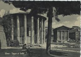 Roma - Tempel Of Vesta.  Italy  Vatican Stamp   # 06160 - Roma (Rome)