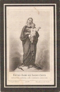 DP. SOEUR JOSEPHINE GRAULS + A L'HOSPICE SAINTE-AGATHE A LIEGE