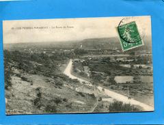 Les PENNES MIRABEAU-la Route Du Repos-a Voyagé En 1912-édition Detord - Autres Communes
