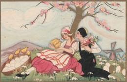 Old Postcard Signed By Carlo Chiostri Nr.311 - Chiostri, Carlo