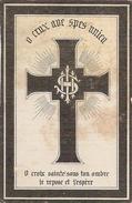 DP. JULIE DURLICQ ° FAYT-LE-FRANC 1878 -+ 1892