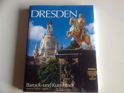 DRESDEN Barock Und Kundtsadt - Architecture
