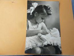 Lány Girl Madchen Baba Baby - Fotografie