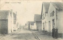 Lincent - La Rue Du Village - Lincent