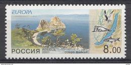 Russie Féd. 2001 Mi.nr: 910 Europa Lebensspender Wasser  Neuf Sans Charniere /MNH / Postfris