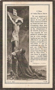 DP. JEAN JACQMIN  + OISY 1929- 29 ANS