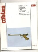 Militaria Cible Mensuel N°128 De Novembre 1980 Le Revolver Remington La Carabine Krico 330 S - Books
