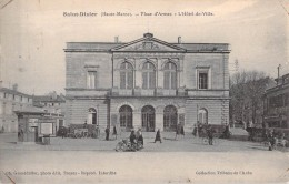 52 SAINT DIZIER PLACE D ARMES L HOTEL DE VILLE - Saint Dizier