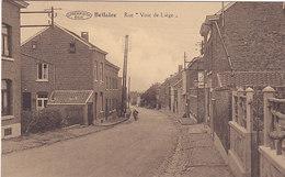 Bellaire - Rue Voie De Liège (animée, Edit. Maison Moise) - Beyne-Heusay
