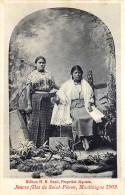 Martinique Et Guadeloupe - Jeunes Filles De Saint-Pierre 1902 - Martinique