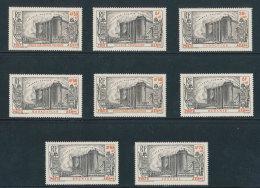 GSC - 1939 REVOLUTION - NEUF** LUXE/MNH -  SERIE PA Complète 8 Valeurs - 1939 150e Anniversaire De La Révolution Française