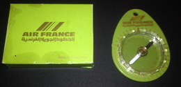 Kaaba Mecca Hajj  Islamic Compasses Kibla Air France - Aviation Commerciale