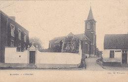 Blehen - L'Eglise (Edit. M. Wilmotte, Café) - Hannut
