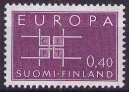 FINNLAND MI-NR. 576 ** MNH - CEPT 1963 - Europa-CEPT