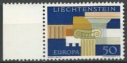 LIECHTENSTEIN MI-NR. 431 ** MNH - CEPT 1963 - Europa-CEPT