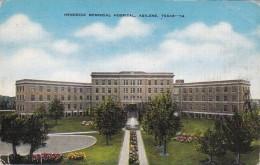 Texas Abilene Hendrick Memorial Hospital 1945 - Abilene