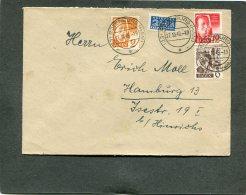 Deutschland Besetzung Franzozische Zone Baden Brief 1949