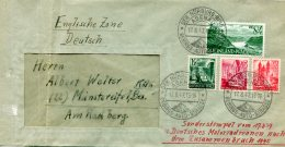 Deutschland Besetzung Franzozische Zone Rheinland Pfalz Brief 1947
