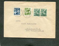 Deutschland Besetzung Franzozische Zone Rheinland Pfalz Brief 1948