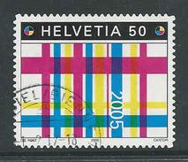 Zwitserland, Mi 1935 Jaar 2005, Gestempeld, Zie Scan