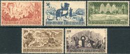 Liechtenstein 1942. Michel #202/06 MNH/Luxe. (Ts15)