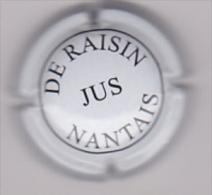 Capsule CIDRE ( JUS DE RAISIN NANTAIS ) {S35-15} - Capsules & Plaques De Muselet