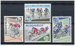 Bélgica 1963. Yvert 1255-58 ** MNH.