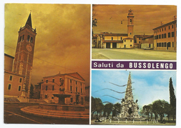 1997, Verona - Saluti Da Bussolengo. - Souvenir De...