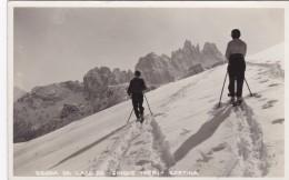 Croda Da Lago Da Cinque Torri - Cortina * 7. 1. 1932 - Belluno
