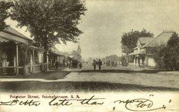 Potgieter Street POTCHEFSTROOM SA 1905   AFRIQUE DU SUD SUDAFRICA  South Africa  - - Afrique Du Sud