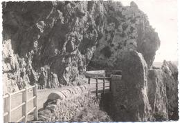 FRANCIA - France - 66 Pyrénées Orientales - SAINT PAUL DE FENOUILLET - Gorges De Galamus - La Route Dans Les Gorges - No - Francia