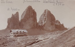 Tre Cime - Dreizinnen-Hütte (290) - Belluno