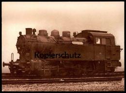 ÄLTERE REPRO POSTKARTE DAMPFLOK Dh2 BJ 1937 Locomotive à Vapeur Steam Train Jung Cpa Ansichtskarte Postcard AK - Eisenbahnen