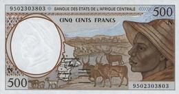 East African States - Afrique Centrale Guinée Equatoriale 1995 Billet 500 Francs Pick 501 C Neuf 1er Choix UNC - Guinea Ecuatorial