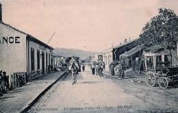 Tunisie - La Kroumirie - Aïn Draham - Entrée Du Village - Malle-Poste - Tunisie