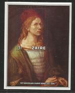 ZAIRE - MNH - Art - Painting - 450th Anniversary Durer