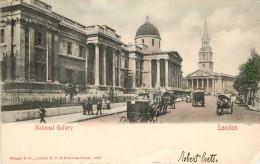 U.K. - England - London - National Gallery By Stengel & Co N° 4306