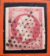 LOT NC/86 - NAPOLEON III N°17B - ETOILE MUETTE DE PARIS