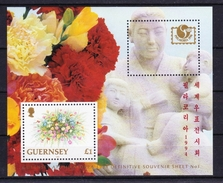 Guernsey 1994 Blok Nr 27 ** Zeer Mooi Lot K 475