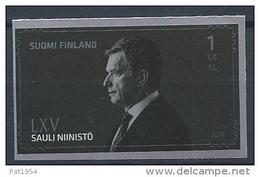 Finlande 2013 N°2225 Neuf Sauli Niinistö Président De La République