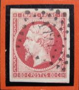 LOT NC/87 - NAPOLEON III N°17B - PC 1727 LILLE (Nord)