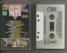 Cassette Audio Boulevard Des Hits Volume 9 (1989) - Cassettes Audio